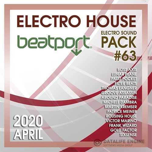 Beatport Electro House: Sound Pack #63 (2020)