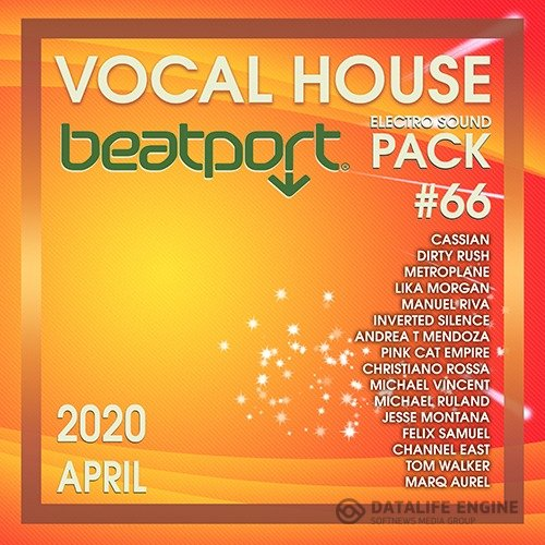Beatport Vocal House: Sound Pack #66 (2020)