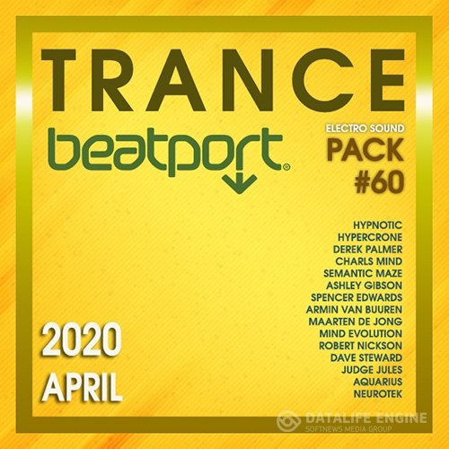 Beatport Trance: Electro Sound Pack #60 (2020)