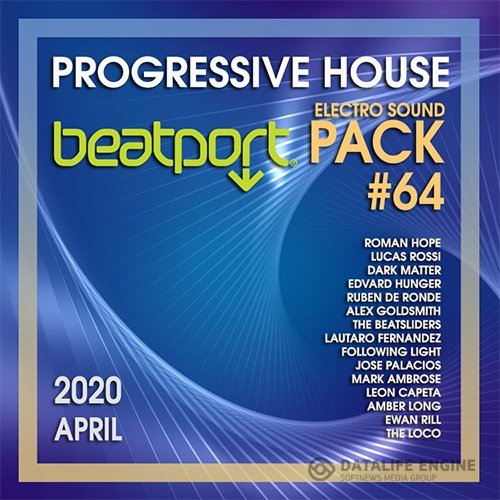 Beatport Progressive House: Sound Pack #64 (2020)