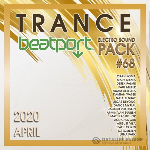 Beatport Trance: Electro Sound Pack #68 (2020)
