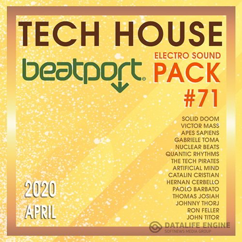 Beatport Tech House: Electro Sound Pack #71 (2020)