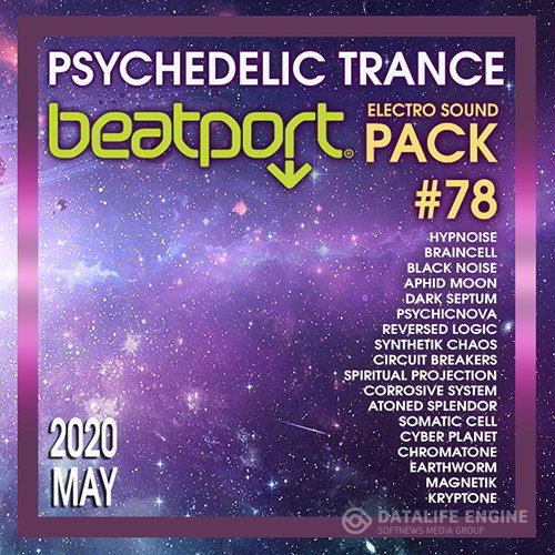 Beatport Psy Trance: Electro Sound Pack #78 (2020)