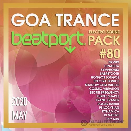 Beatport Goa Trance: Electro Sound Pack #80 (2020)