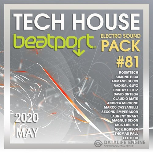 Beatport Tech House: Sound Pack #81 (2020)