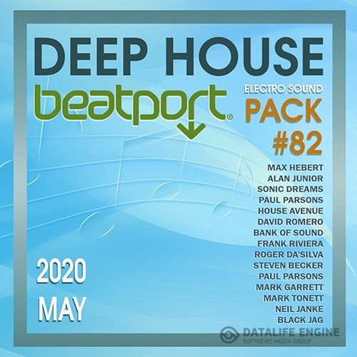 Beatport Deep House: Electro Sound Pack #82 (2020)