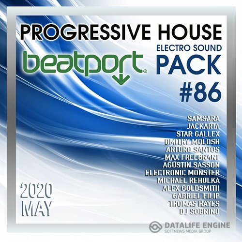 Beatport Progressive House: Electro Sound Pack #86 (2020)
