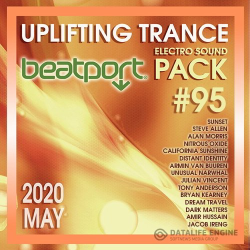 Beatport Uplifting Trance: Electro Sound Pack #95 (2020)