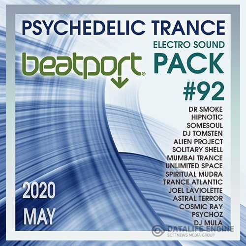 Beatport Psy Trance: Electro Sound Pack #92 (2020)