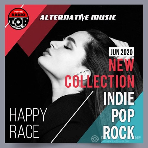 Happy Race: Indie Pop Rock Music (2020)