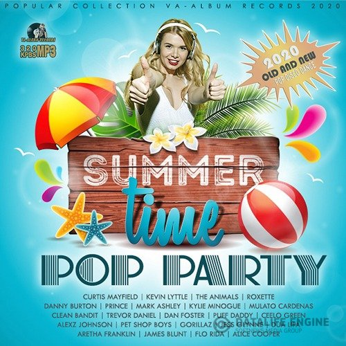 Summer Time Pop Party (2020)
