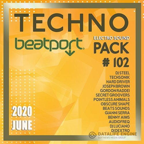 Beatport Techno: Electro Sound Pack #102 (2020)