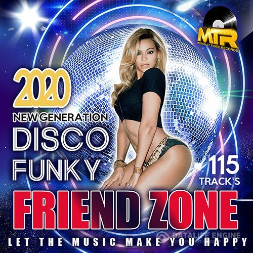 Friend Zone: Disco Funky Mix (2020)