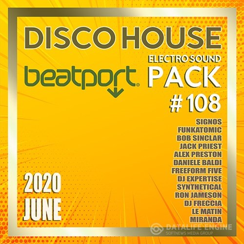 Beatport Disco House: Sound Pack #108 (2020)