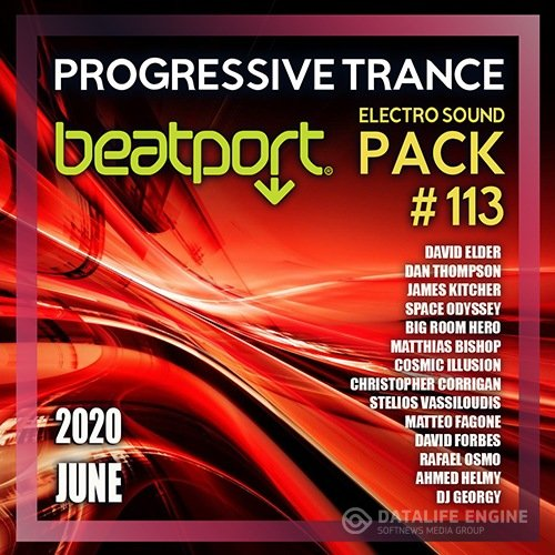 Beatport Progressive House: Electro Sound Pack #113 (2020)