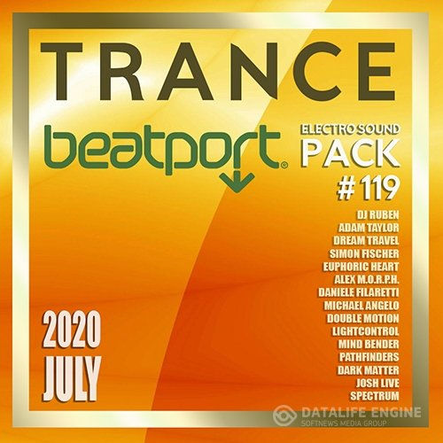 Beatport Trance: Electro Sound Pack #119 (2020)