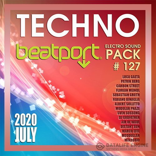 Beatport Techno: Electro Sound pack #127 (2020)