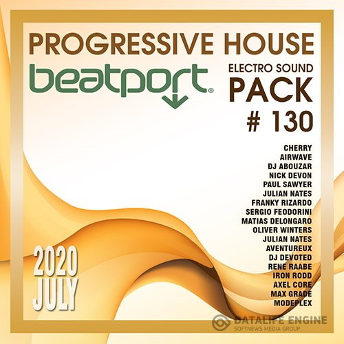 Beatport Progressive House: Sound Pack #130 (2020)