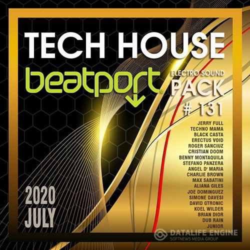 Beatport Tech House: Electro Sound Pack #131 (2020)