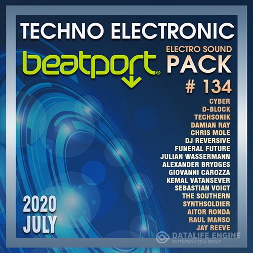Beatport Techno Electronic: Sound Pack #134 (2020)