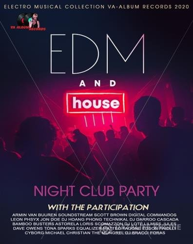 EDM And House: Night Club Party (2020)