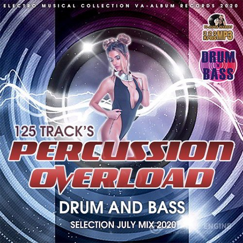 Percussion Overload: DnB Session (2020)