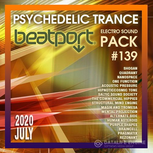 Beatport Psy Trance: Electro Sound Pack #139 (2020)