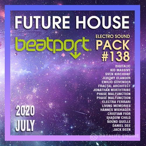 Beatport Future House: Sound Pack #138 (2020)