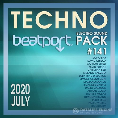 Beatport Techno: Electro Sound Pack #141 (2020)