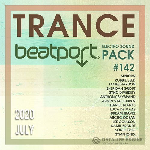 Beatport Trance: Electro Sound Pack #142 (2020)