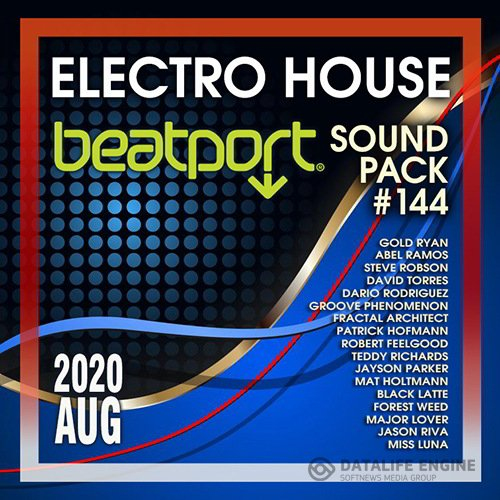 Beatport Electro House: Sound Pack #144 (2020)
