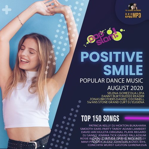 Positive Smile: Pop Eurodance Music (2020)