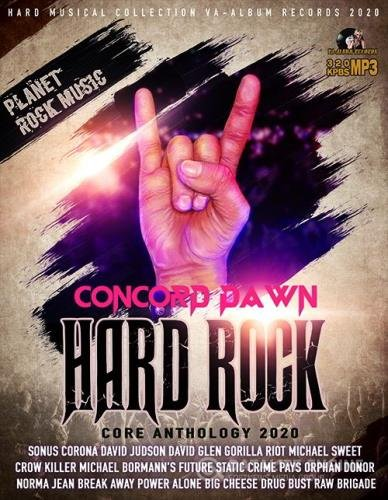 Concord Dawn: Hard Rock Core Anthology (2020)