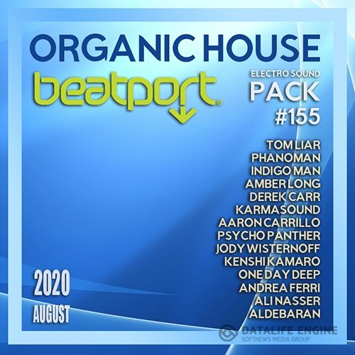 Beatport Organic House: Electro Sound Pack #155 (2020)
