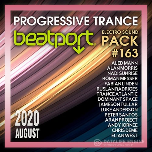 Beatport Progressive Trance: Electro Sound Pack #163 (2020)