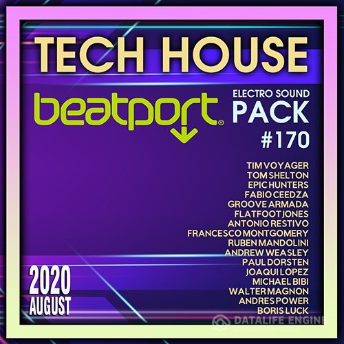 Beatport Tech House: Electro Sound Pack #170 (2020)