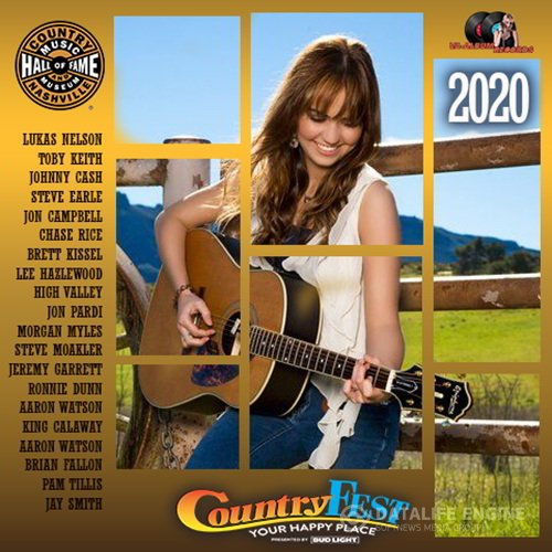 Country Fest: Your Happy Place (2020)