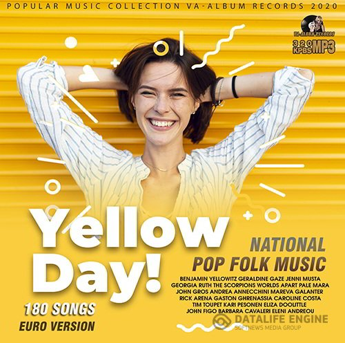 Yellow Day: Pop Folk Music (2020)