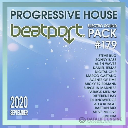 Beatport Progressive House: Electro Sound Pack #179 (2020)