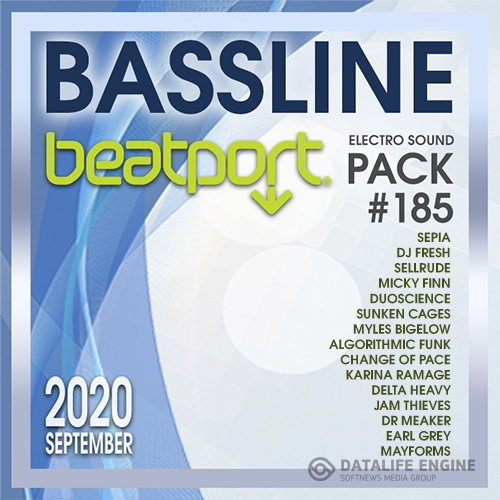 Beatport Bassline: Sound Pack #185 (2020)
