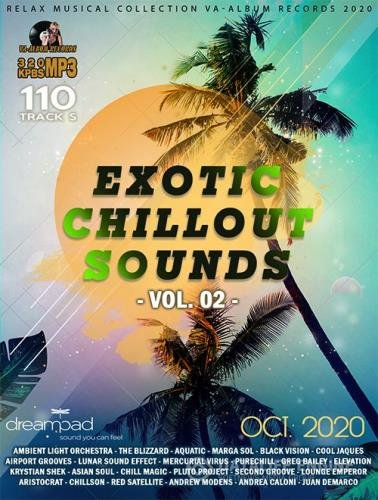 Exotic Chillout Sounds Vol.02 (2020)