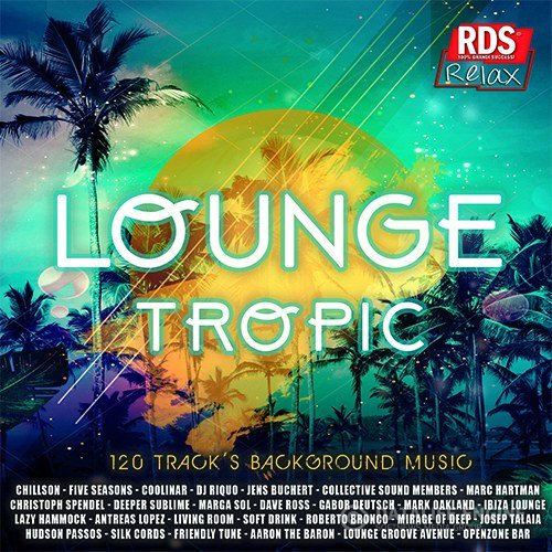Lounge Tropic: Background Music (2020)