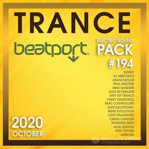 Beatport Trance: Electro Sound Pack #194 (2020)