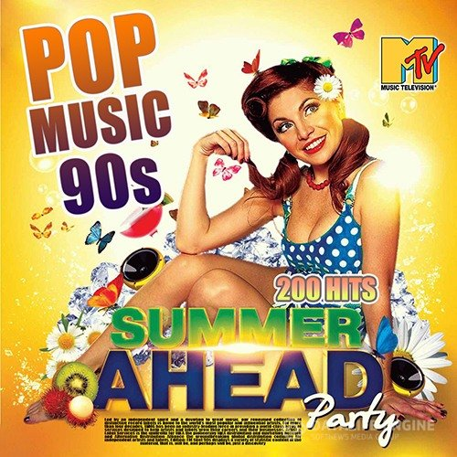 Summer Ahead Party: Pop Music 90s (2019)