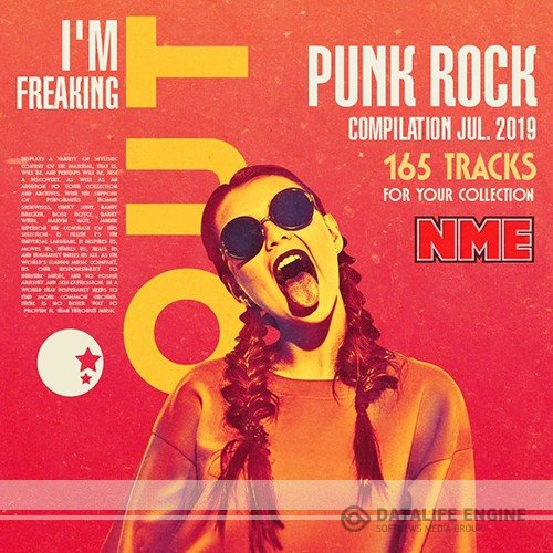I'm Freaking Out: Punk Rock Compilation (2019)