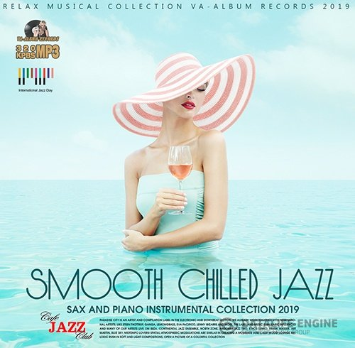 Smoothe Chilled Jazz (2019)