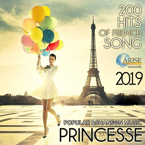 Princesse: Hit Of French Song (2019)
