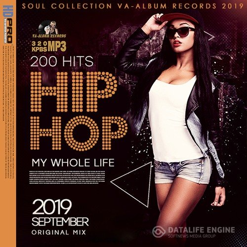 My Whole Life: Hip-Hop Collection (2019)