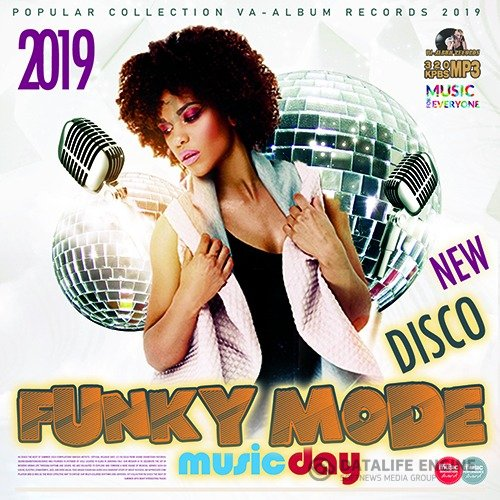 New Disco Funky Mode (2019)