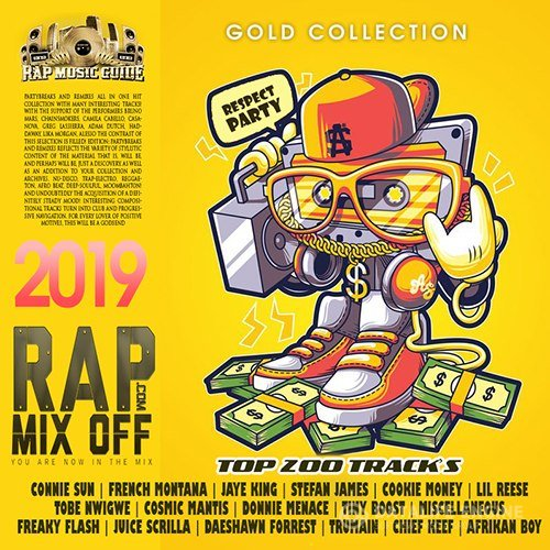 Rap Mix Off: Gold Collection (2019)